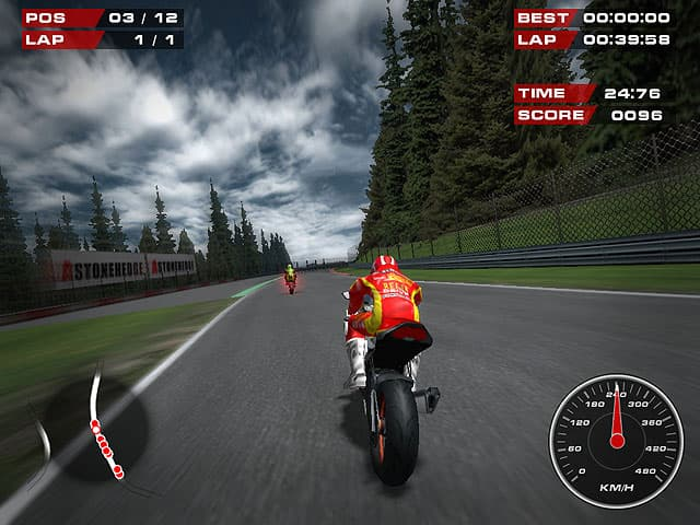 Bike Game Download Mac Super Bikes Screenshot