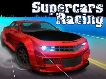 Supercars Racing Free Game