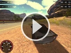 Supercars Racing Free Windows PC Games Download
