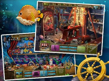 Tales of Lagoona 2: Peril at Poseidon Park Free Game