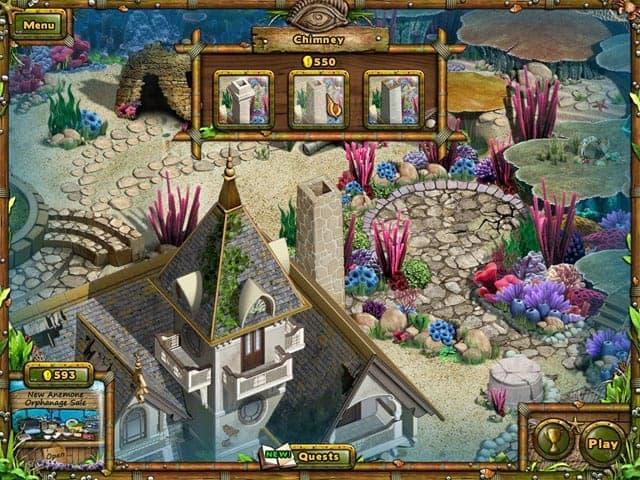 Tales of Lagoona: Orphans of the Ocean Screenshot 1