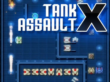 Tank Assault X Free Game
