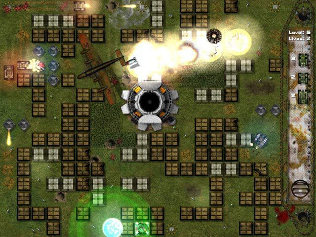 Tank Commander Free PC Game Screenshot