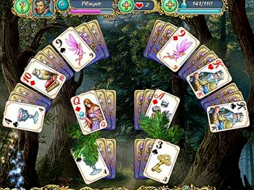 The Chronicles of Emerland Solitaire Free Game