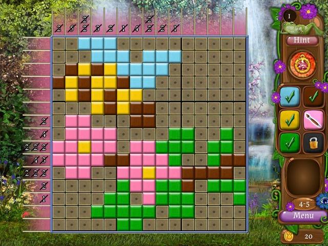 The Far Kingdoms: Garden Mosaics Screenshot 1