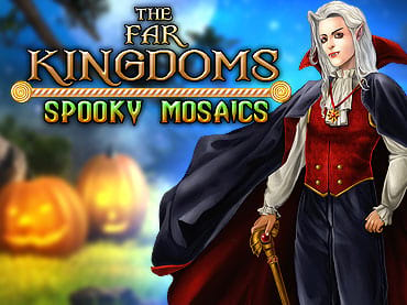 The Far Kingdoms: Spooky Mosaics Jeux Gratuits