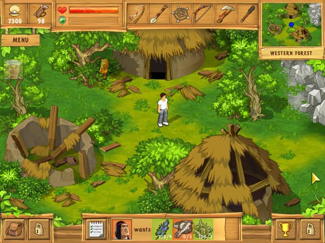 The Island: Castaway Screenshot 1