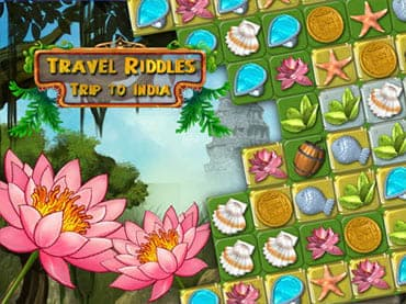 Trip to India: Travel Riddles Free Game