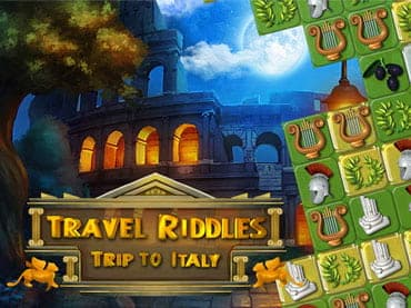 Trip to Italy: Travel Riddles Free Game