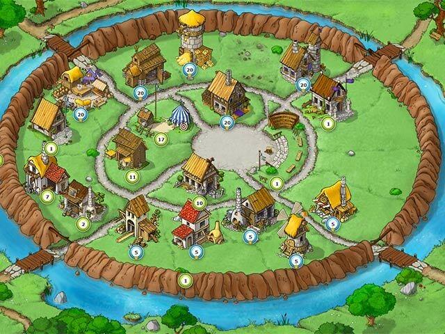 Travian: Legends Screenshot 2