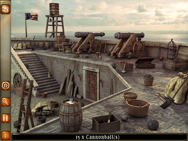 Treasure Island: Extended Edition Free PC Game Screenshot
