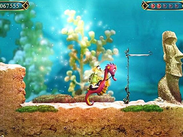 Turtle Odyssey 2 Free Game to Download