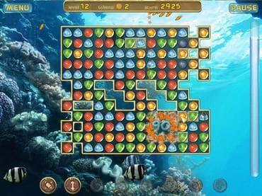 Underwater Puzzle Free Game