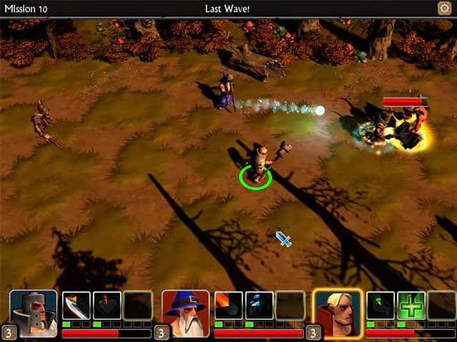 War Legends Screenshot 1