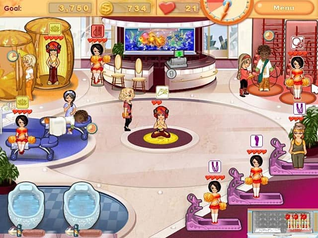 Wendy's Wellness Free PC Game Screenshot