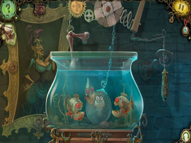 Witche's Pranks Screenshot 1