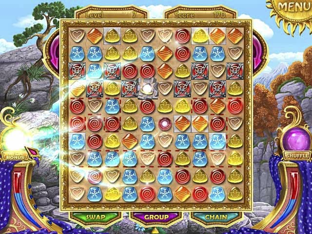Wizard Land Free PC Game Screenshot