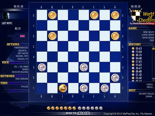 World of Checkers Screenshot 0