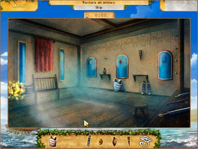 World Riddles: Seven Wonders Free PC Game Screenshot
