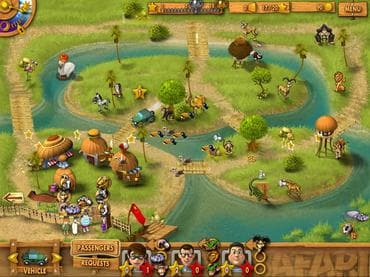 Youda Safari Free Game