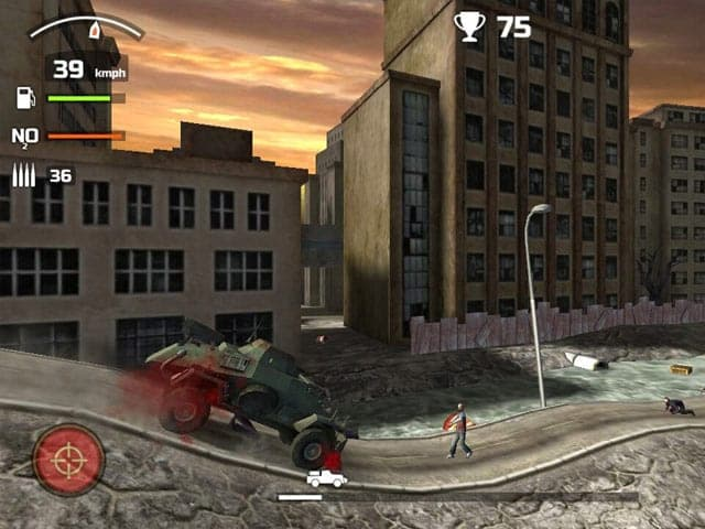 Zombie Derby 2 Screenshot 1