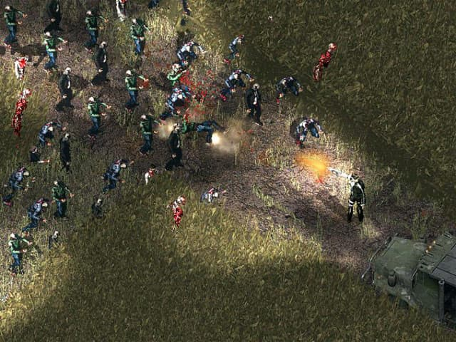 Zombie Shooter 2 Free PC Game Screenshot