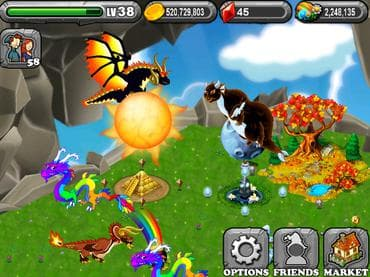 Dragon Vale Free Game