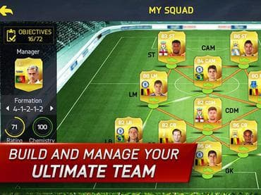 FIFA 2016 Ultimate Team Free Game