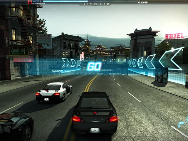 Скачать Need for Speed World (RUS & ENG) торрент.