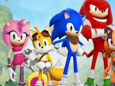 Sonic Dash Free Game