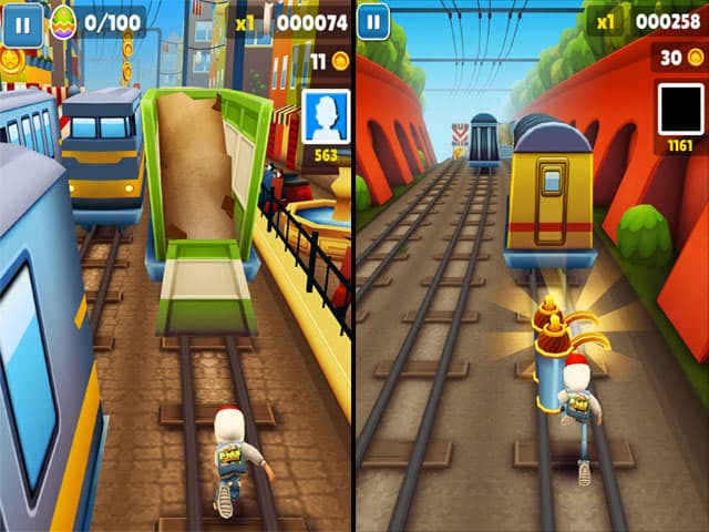 Play Subway Surfers Game Online