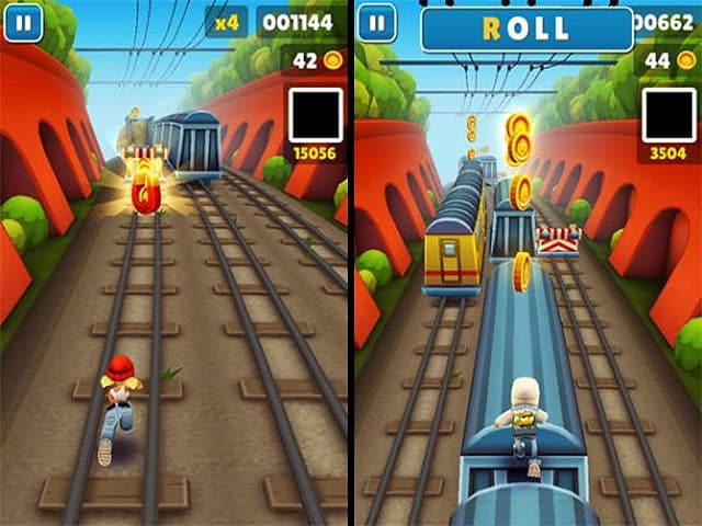 surfers family subway full game an surfers version is game