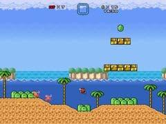 Super Mario Bros Screenshot