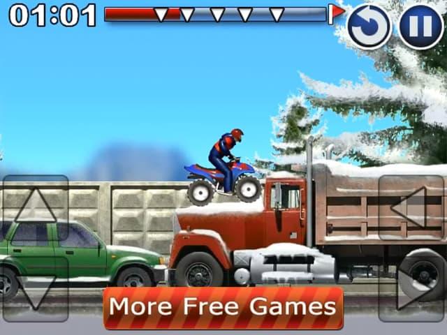 ATV Extreme Winter Screenshot 2