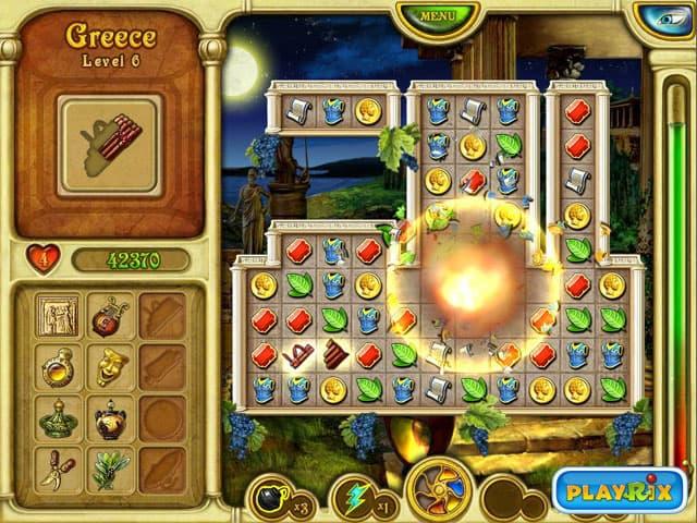 Call of Atlantis Screenshot 0