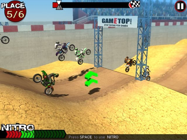 Dirt Bike Extreme Screenshot 1