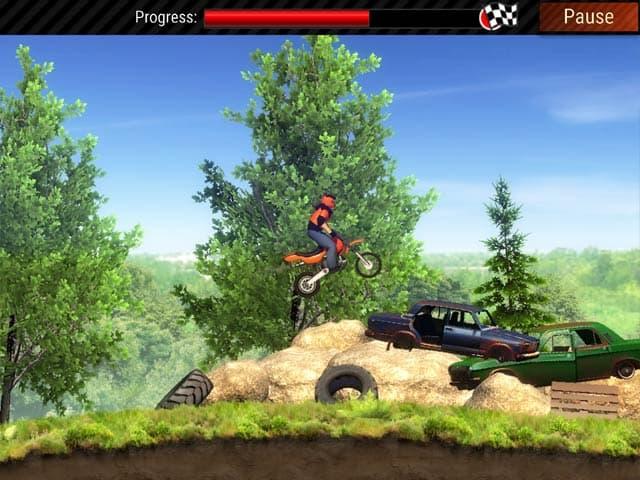 Extreme Bike Trials Screenshot 0