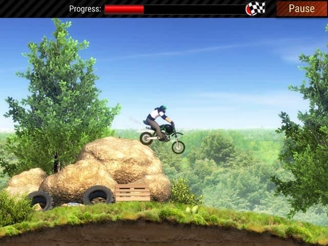 Extreme Bike Trials Screenshot 1