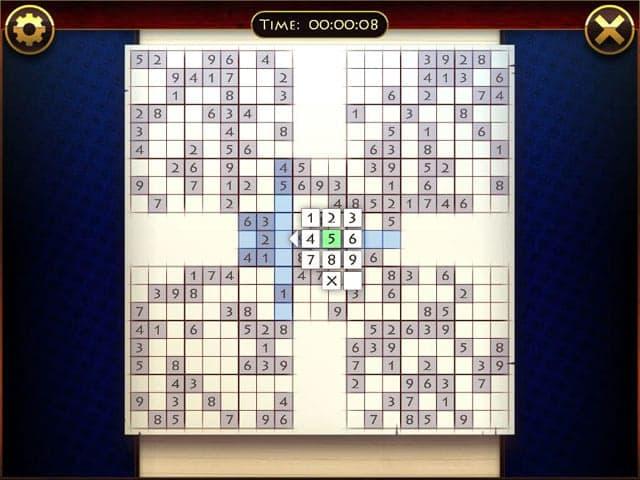 Lucky Sudoku Screenshot 1
