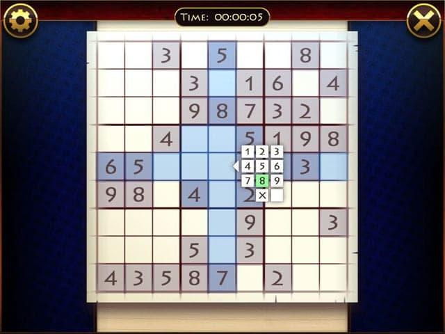 Lucky Sudoku Screenshot 2