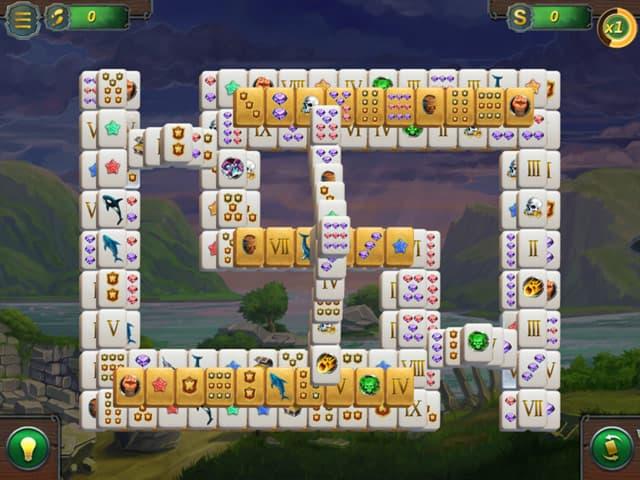 Mahjong Gold Screenshot 0