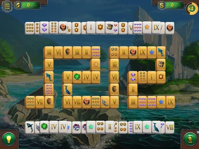 Mahjong Gold Screenshot 2