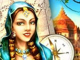 Around the World.. Free Puzzle Online Game