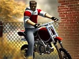 Autumn Bike Ride Free Online Dirt Bike Game
