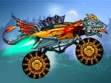 Mad Truck Challe..  Free Online Game