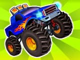 Monsters Wheels  Juego en linea gratuito