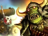 Orcs AttackMars Buggy Online Game
