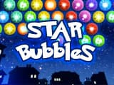 Star BubblesBike Adventure Online Game
