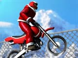 Winter Bike Extr.. Free Online Dirt Bike Game