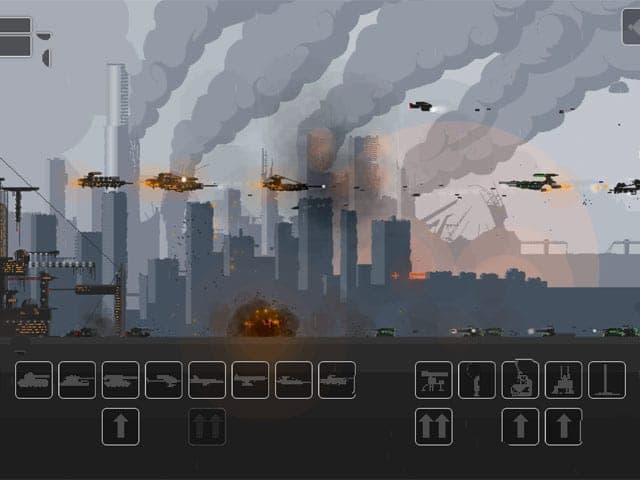 Age of Steel: Recharge Screenshot 2
